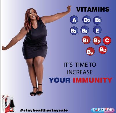 Multivitamins with Amino Acids needed to power immunity