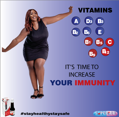Multivitamins with Amino Acids needed to power immunity